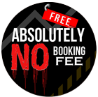 No Booking Fee